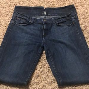 Seven for all Mankind Bootcut Size 32 Jeans